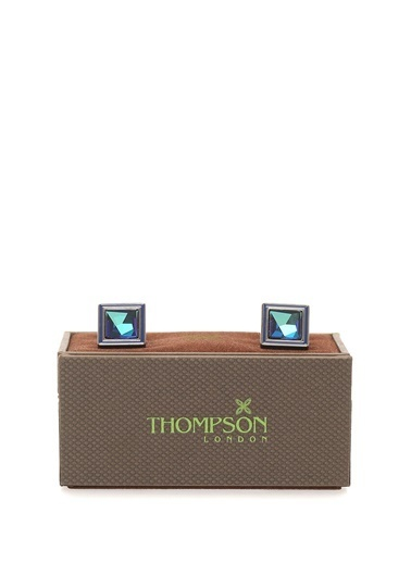 Thompson Kol Düğmesi Altın